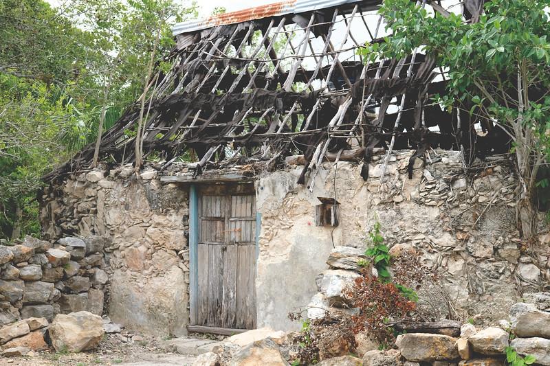 Pueblo de Mucuyche. June 2018