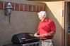 Russ cooks a mean BBQ steak