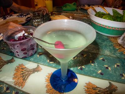 21 juin : cocktail du soir