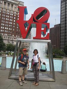 26 juin : Philadelphie