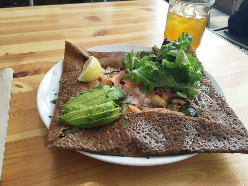 another great Galette place in the city
