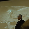 Harrison Schmitt. 383000 km and 42 years distance in space and time.