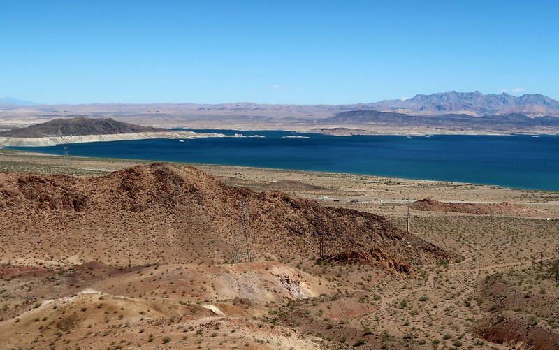 Views of Lake Mead