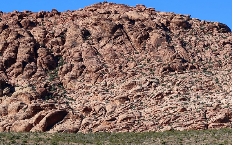 Red Rock Canyon is just 20 minutes from the Vegas strip making it a super easy nature escape in Nevada
