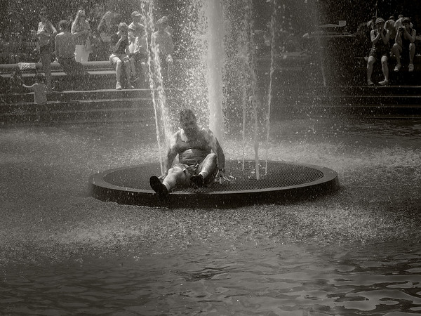 Fountain Man