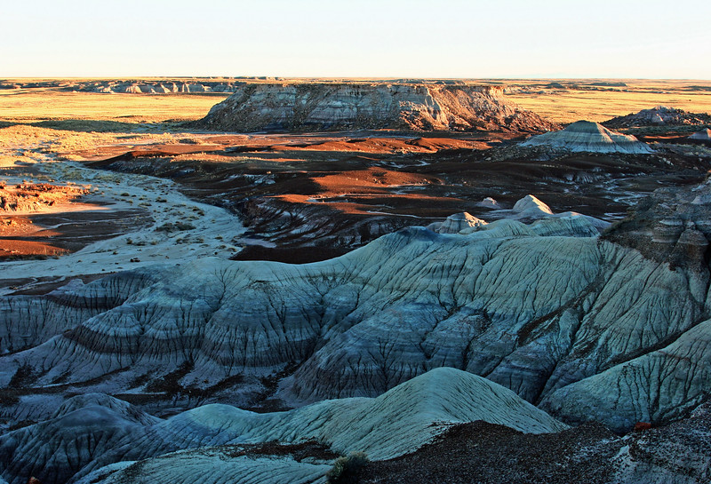 AZ-Petrified Forest National Park-2006-11-11-0003
