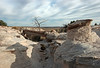 AZ-Petrified Forest National Park-Agate Bridge-2006-11-12-0002