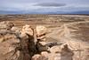 AZ-Petrified Forest National Park-Blue Mesa-2008-01-05-0013