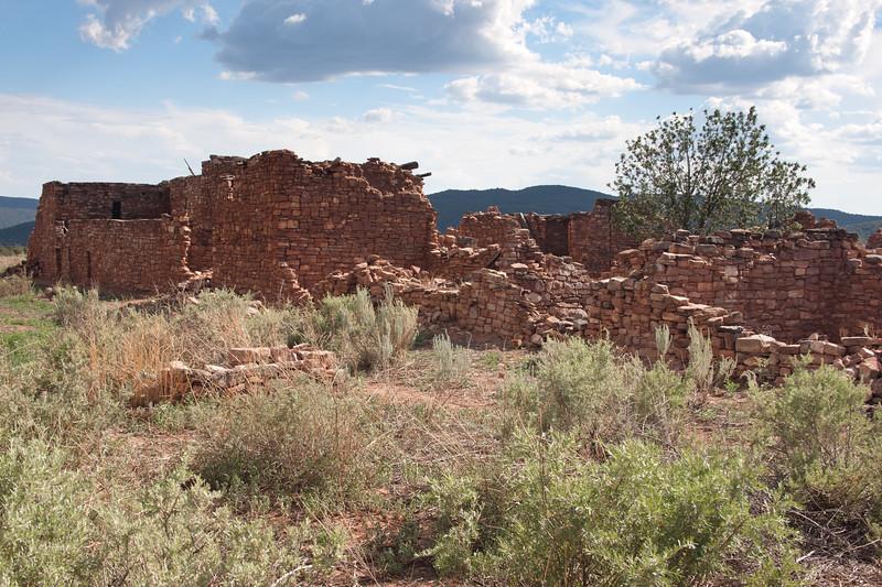 AZ-Fort Apache, Kinishba Ruins NHL 2011-08-07-7