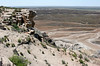 AZ-Petrified Forest National Park-Blue Mesa-2005-05-22-0015
