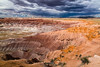 Winslow, AZ - Little Painted Desert