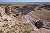 AZ-Petrified Forest National Park-Blue Mesa-2011-05-20-0004