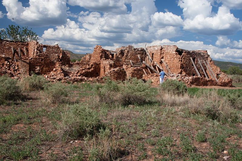 AZ-Fort Apache, Kinishba Ruins NHL 2011-08-07-2