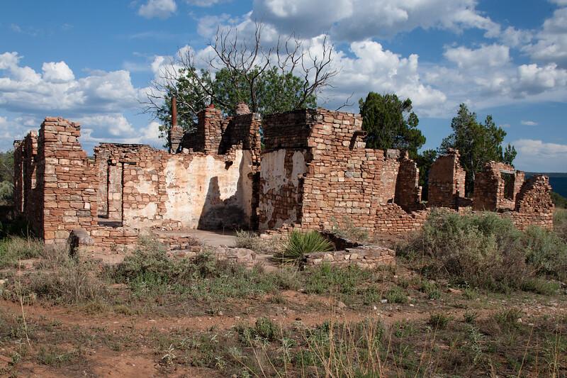 AZ-Fort Apache, Kinishba Ruins NHL 2011-08-07-13