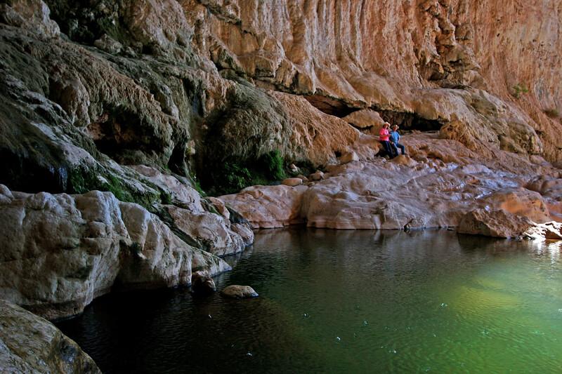 AZ-Tonto Natural Bridge-2005-10-23-0010