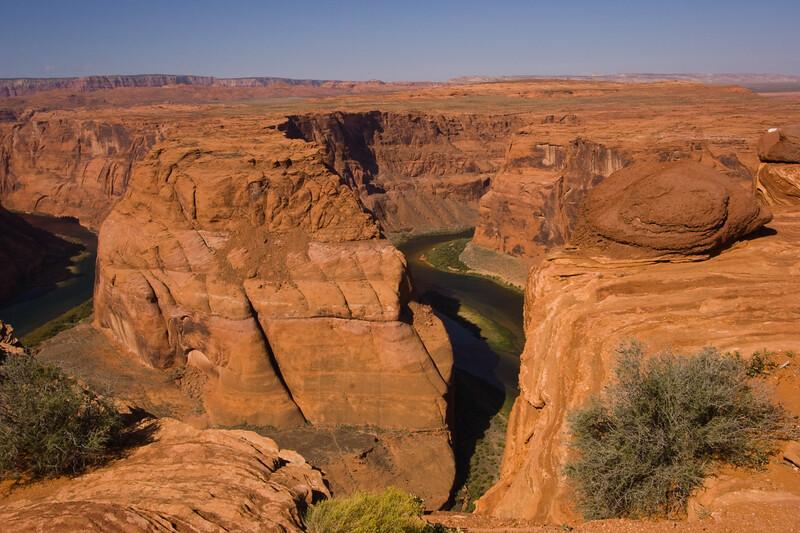 AZ-Page-Horseshoe Bend Overlook-2008-10-11-0002