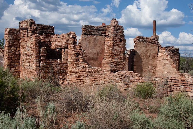 AZ-Fort Apache, Kinishba Ruins NHL 2011-08-07-14