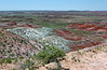 AZ-Petrified Forest National Park-Nizhoni Point-2005-05-22-0002