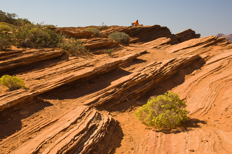 AZ-Page-Horseshoe Bend Overlook-2008-10-11-0005