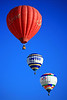 AZ-Sierra Vista Hot Air Balloons     Improved Framed Version of this Photo is in this Gallery