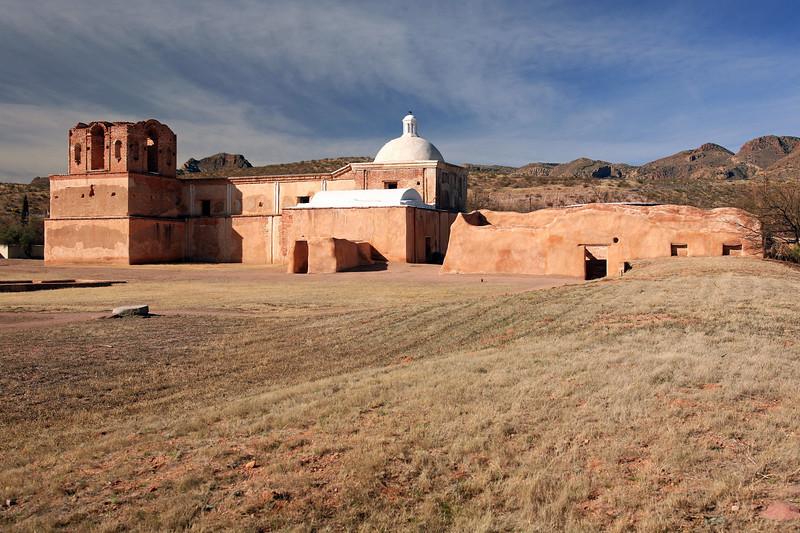 AZ-Tumacacori National Histrical Park-2008-02-18-0013
