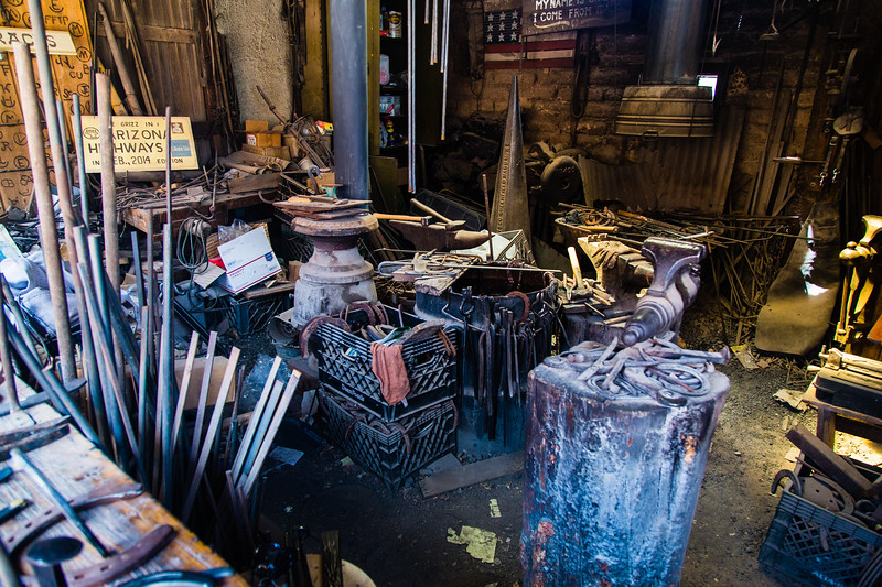 Blacksmiths Shop