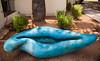 "Shemer Art Center - Phoenix, AZ<br /> ""Verta"" in Bronze by May Bates Neubauer"