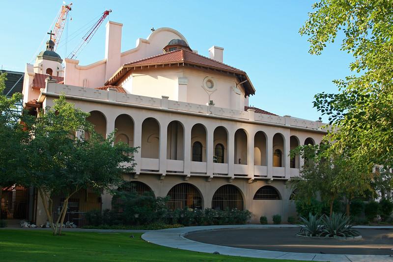 AZ-Phoenix-St  Mary's Basilica-2007-11-18-0002
