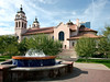 AZ-Phoenix-St  Mary's Basilica-2005-12-26-0006