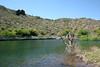 AZ-Lake Pleasant-Pipeline Trailhead South-2006-04-30-0003