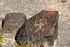 AZ-Painted Rock-Petroglyph Site-2006-10-15-0005<br /> <br /> North and West of Gila Bend Arizona.