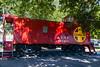 Santa Fe Railway Caboose 999520
