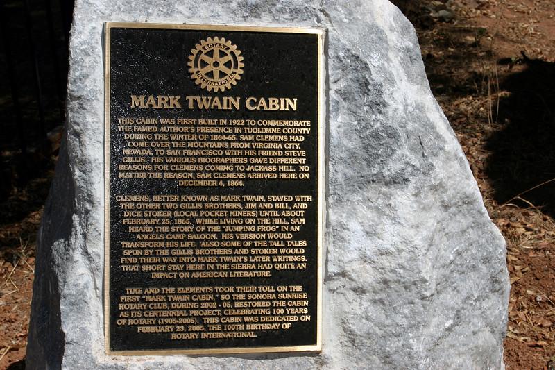 CA-Angels Camp-Mark Twain Bret Harte-2005-08-21-0001