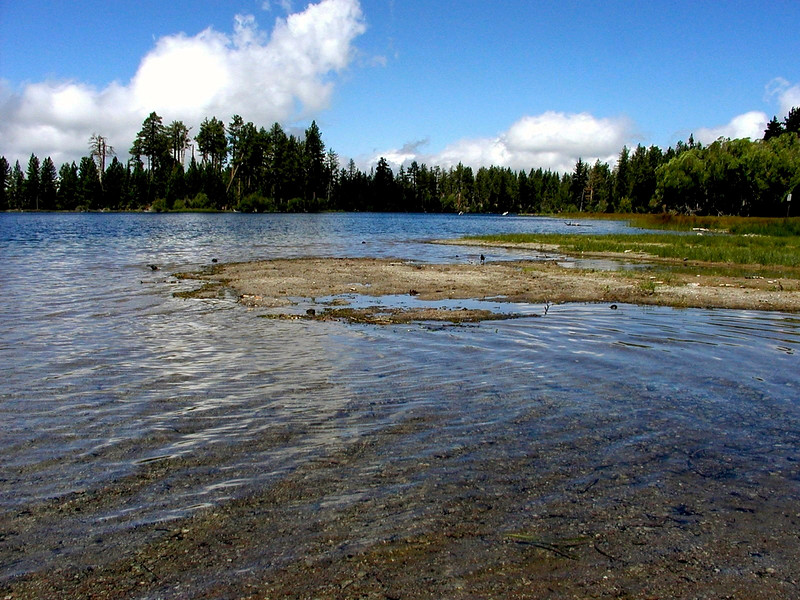 CA-Lassen Volcanic National Park-Hat Lake-2003-08-05-0002