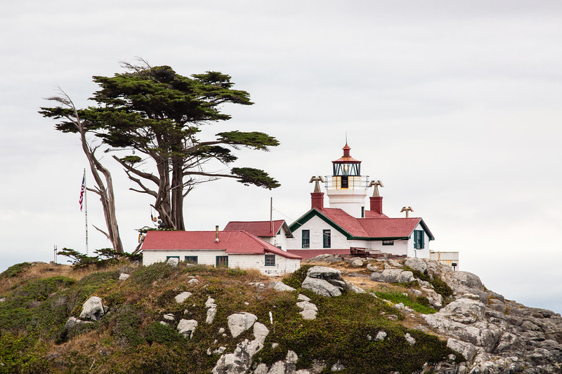 Battery Point Lighthouse and Museum