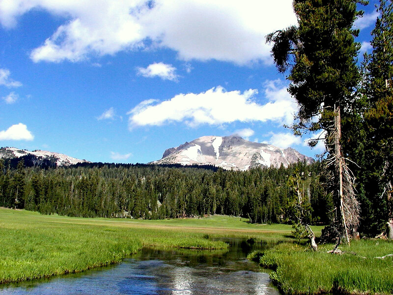 CA-Lassen Volcanic National Park-Kings Creek-2003-08-05-0002