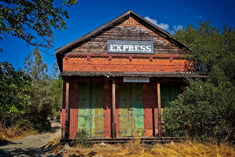 Wells Fargo Express