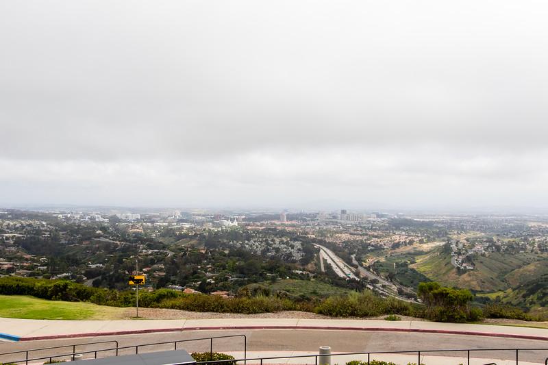 Mt Soledad National Veterans Memorial - View