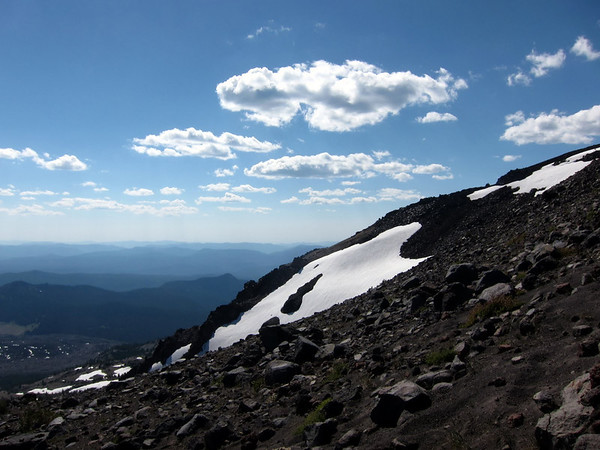Birthday Climb 2010: South Sister, Oregon