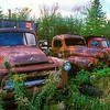Vintage Trucks<br /> Port Loring, Ontario, Canada