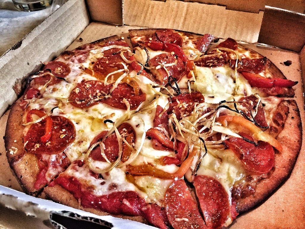 gluten free pizza austin