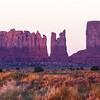 Landscape - Sunset<br /> Monument Valley, Arizona, USA