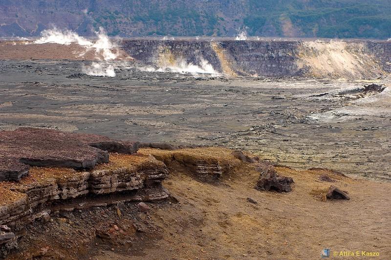 Kilauea Volcano , Big Is., Hawaii, USA