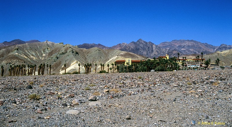 Furnace Creek Inn<br /> Death Valley, California, USA