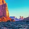 North Window - View<br /> Monument Valley, Arizona, USA