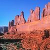 Eroded Skirts - Sunset<br /> SW Utah, USA