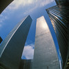 World Trade Centre Thomas Buildings (Built 1972-73)<br /> Manhattan, NYC, USA