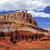 The Castle<br /> Capital Reef NP, Utah, USA