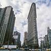 Flatiron Building - Built 1902<br /> 5th Ave. / Broadway, Manhattan, NYC, USA