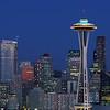 Seattle Skyline, Seattle, Washington